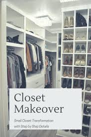 closet makeovers closet closet makeover ideas best closet makeovers images on