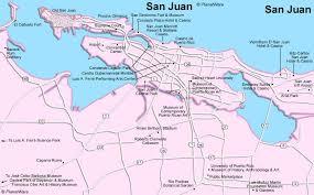 san juan map maps update 722450 tourist attractions map in san jose 12