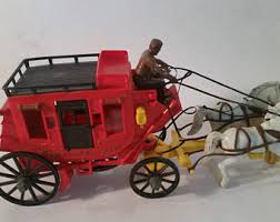Vintage Western Home Decor Wild West Toys Etsy