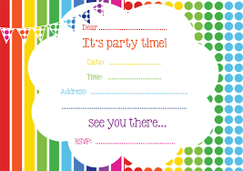printable party invitations free rainbow party invitation free party invitations by ruby and