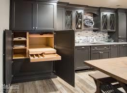 shabby chic basement remodel west chester pa maclaren kitchen