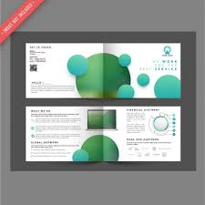 circle brochure template 28 images modern brochure template