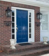 possible door and shutter colors sherwin williams loyal blue