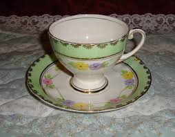 rare royal mayfair bone china england vintage tea cup and