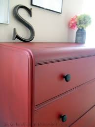 24 best red chalk paint images on pinterest annie sloan painted