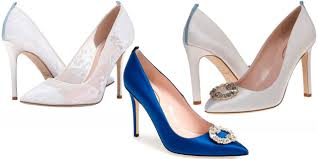 Bridal Shoes Sarah Jessica Parker Designs A Line Of Bridal Shoes Preen
