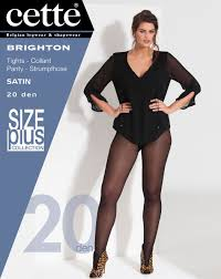 cette brighton plus size tights fuller figure hosiery 787 10