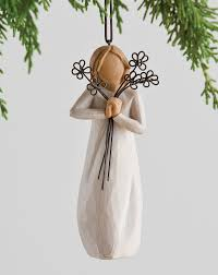 friendship ornament willow tree