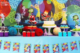 inside out party inside out party ideas party decor and desserts s