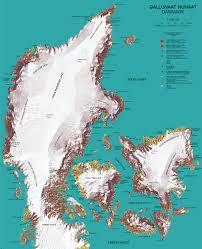 Empty World Map Greenland U0027s Revenge Denmark Frozen Solid Big Think