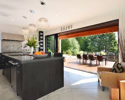 Kitchen Design Vancouver Terrific Indoor Outdoor Kitchen Designs 95 With Additional Kitchen