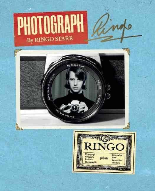Bildresultat för photograph ringo starr's book
