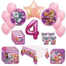 78 skye paw patrol birthday party puppy party ideas images