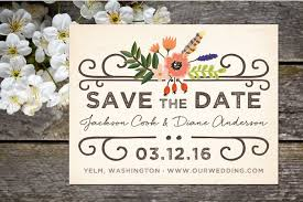 save the dates 12 swoon worthy save the dates