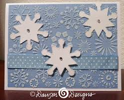 snowflake cards s designs cards creations