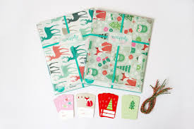 gift wrap christmas christmas family gift wrap set wrappily eco friendly gift