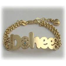 Baby Name Jewelry 33 Most Amazing Baby Name Bracelets Gold Eternity Jewelry
