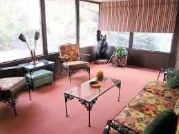 Vintage Woodard Patio Furniture by 106 Photos Of Readers U0027 Retro Patios Porches Decks Sunrooms