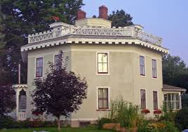 estabrook octagon house wikipedia