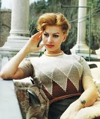 italian domme in hair curlers 31 best sweater girls images on pinterest 1950s fashion vintage