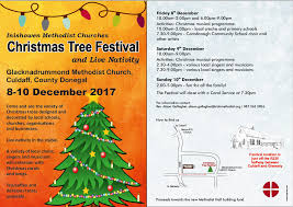 Christmas Tree Songs Christmas Tree Festival And Live Nativity Donegal Gathering