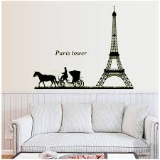 Eiffel Tower Home Decor Wall Decals Eiffel Tower Target Color The Walls Of Your House