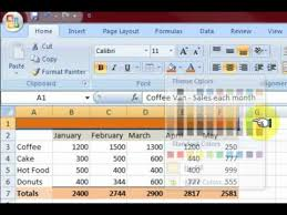 How Do You Do Excel Spreadsheets Microsoft Excel Tutorial A Basic Spreadsheet In Excel