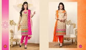 online shopping for dress materials chanderi cotton salwar