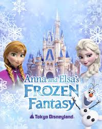 anna elsa u0027s frozen fantasy u0027 coming tokyo disney resort