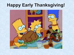 happy early thanksgiving updates quiz 10 grades are updated