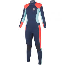 Rip Navy - rip curl s patrol 4 3 back zip wetsuit cleanline surf