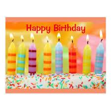 happy birthday postcards custom happy birthday in postcards zazzle co uk