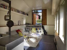 seattle 1920 u0027s garage converted into cozy tiny house