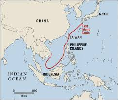 map us japan defend the island chain u s naval institute