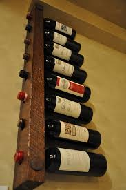vertical wall wine rack zamp co