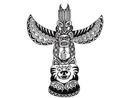 tattoos for aztec totem pole meaning getattoos us