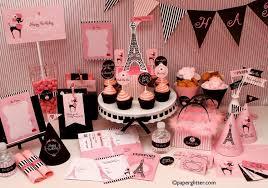 Paris Themed Party Supplies Decorations - paris themed party decorations uk decorating of party
