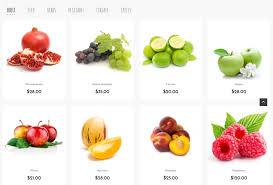30 best food themes 2017 freshdesignweb