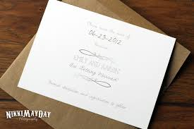 thank you card wedding wording 8 best images of wedding thank you note wording wedding thank