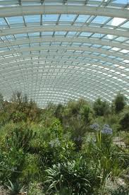 Largest Botanical Garden Largest Single Span Roof In The World Picture Of National