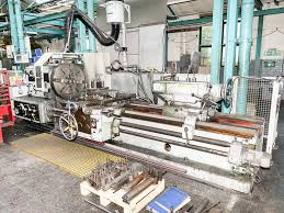 stanko import model 1a64 heavy duty centre lathe on auction now at