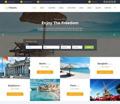 travel web images 100 best travel website templates free premium freshdesignweb jpg