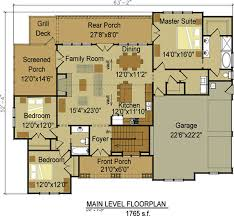craftsman house plans with basement one or two story craftsman house plan basements bedrooms and house