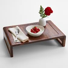 Dinner Tray Tables Breakfast In Bed Tray Table So That U0027s Cool