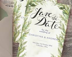 make your own save the date save the date wedding invitations marialonghi