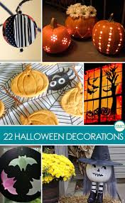 turn your home spooky with these easy halloween decorations for