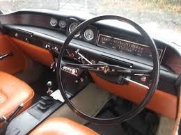 rover 2000 sc 4 door saloon