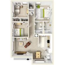 1 2 3 bedroom floor plans crestwood apartment homes