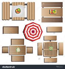 td garden floor plan landscape design stock vectors vector clip art shutterstock