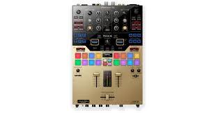 djm s9 n 2 channel battle mixer for serato dj gold pioneer dj